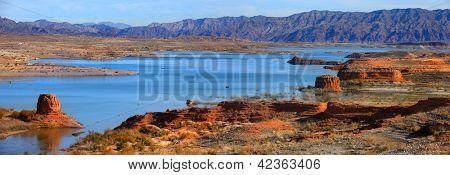 Lake Mead panorama