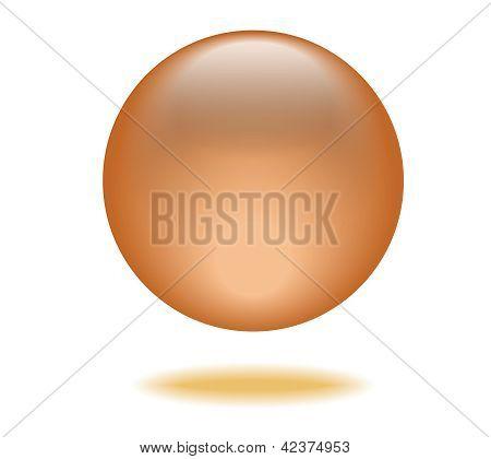 Orb laranja