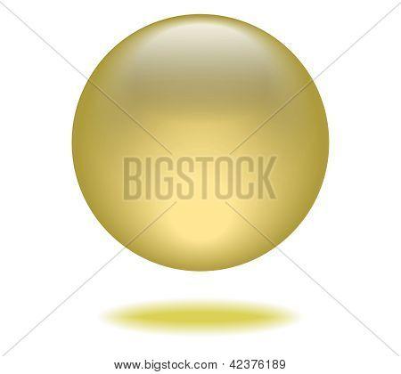 Orb amarelo