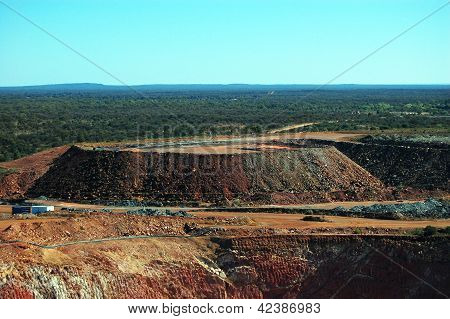 Gold Mine Open Pit