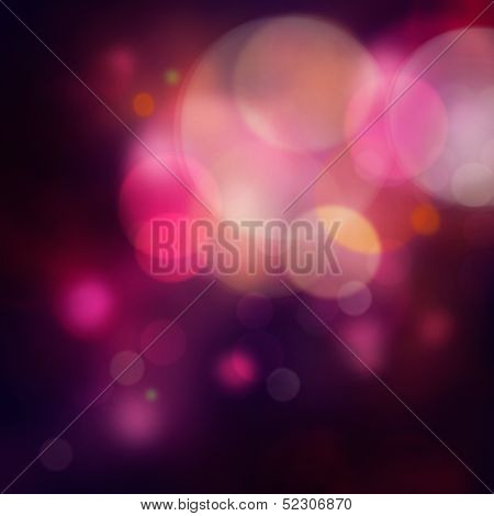 Festive Purple Background