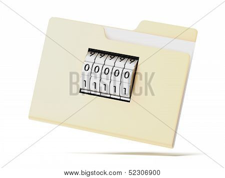 Folder with code