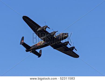 Lanacster Bomber PA474
