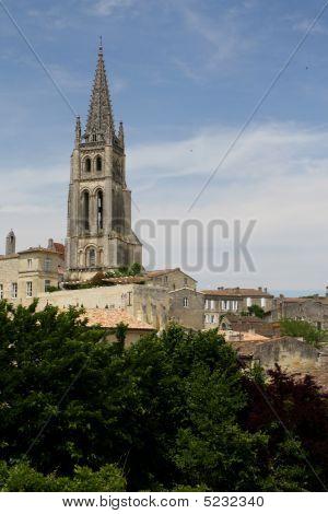 Saint Emilion Church