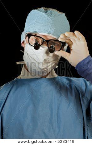 Microsurgery Doctor
