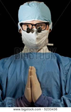 Praying Doctor