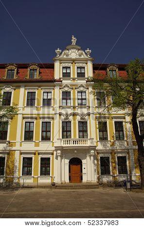 Landtag Of Saxony-anhalt In Magdeburg, Germany