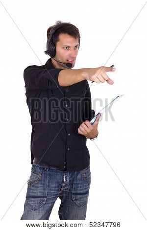 Producer Pointing