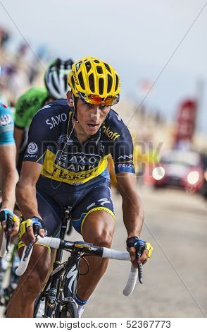 The Cyclist Roman Kreuziger