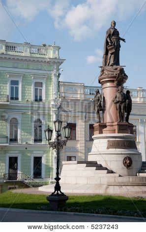 Monument To Ekaterina