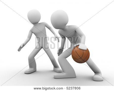 Basketball Outplay