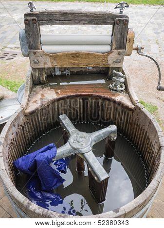 Vintage Laundry Tub