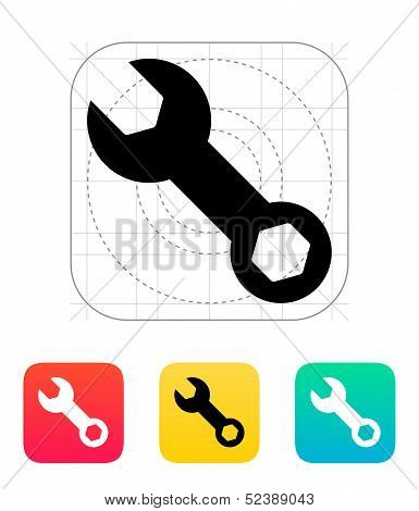 Repair Wrench icon.
