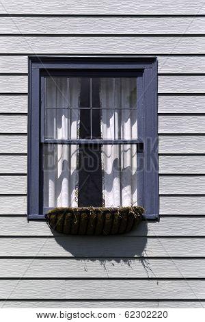 Wall And Window Box