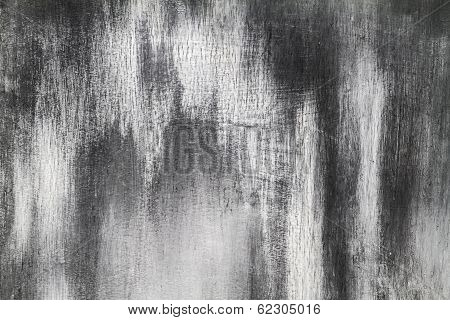 Grungy Silver Background