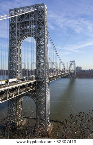 George Washington Bridge;