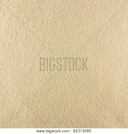 Beige Fabric Background