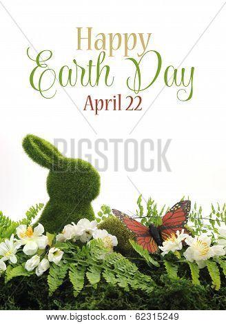 Happy Earth Day, April 22, Scene
