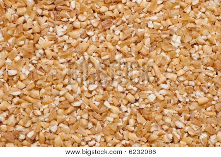 Background Of Bulgar Wheat