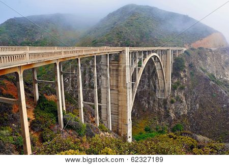 Bixby Bridge, Big Sur California