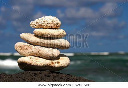 Zen Serenity Rocks