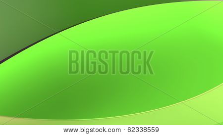 Green Elegant Background