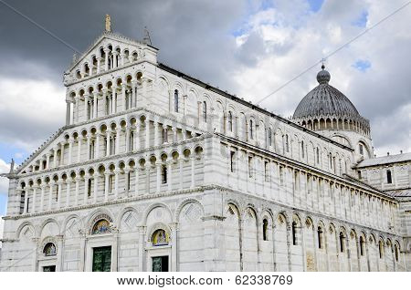 The Pisa Cathedral, Italy