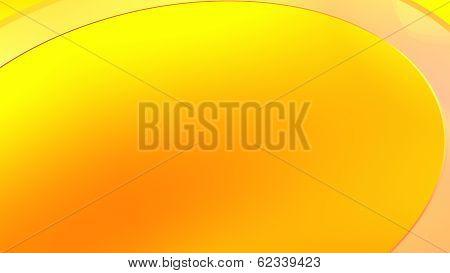 Orange Elegant Simple Background