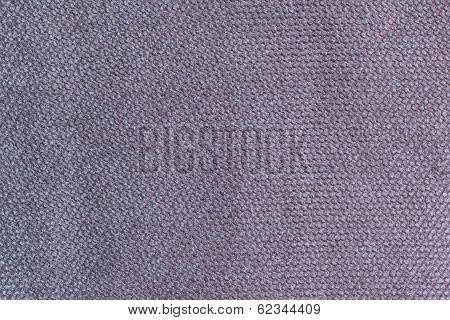 Short Gray Furry Strings