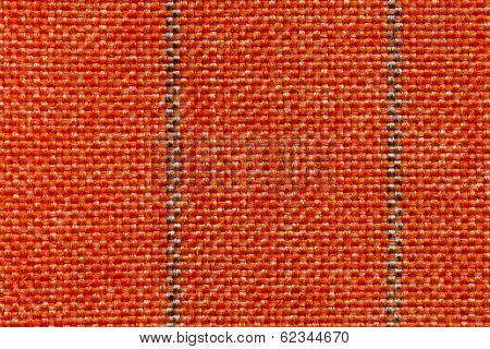 Orange And Black Strings