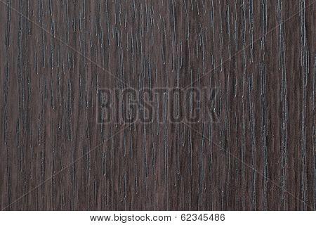 Upright Dark Oak Veneer
