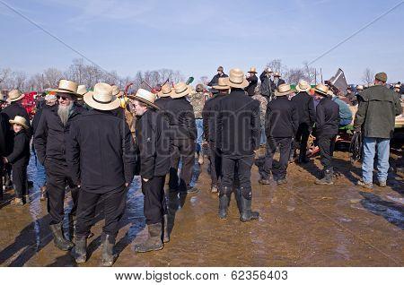 Amish Mud Sale