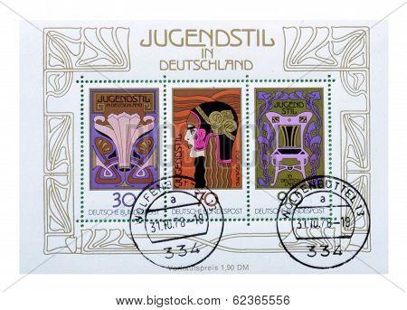 Art Nouveau Germany