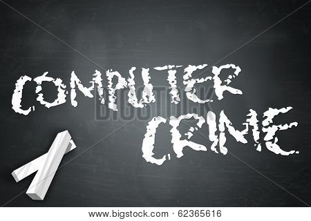 Blackboard Computer Crime