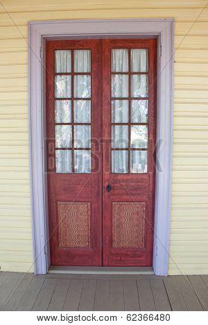 Creole Door