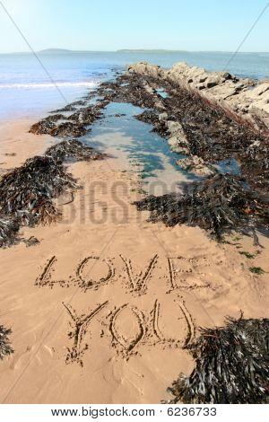 Love You Sand