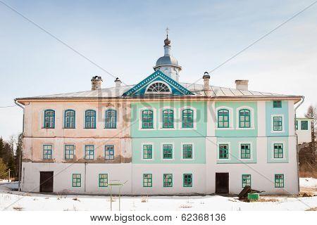Pavlo-Obnorsky Monastery