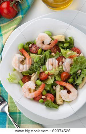 Italian Shrimp Salad
