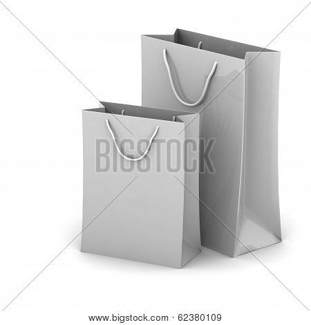 3D Shopping Bag