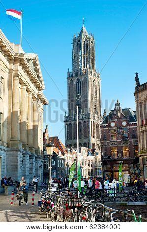 Utrecht Cityscape