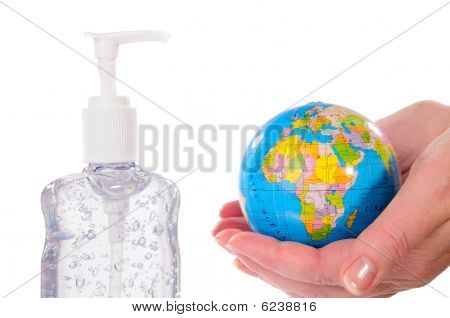 Sanitize The World