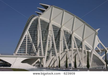 City Of The Arts And Sciences , Museum