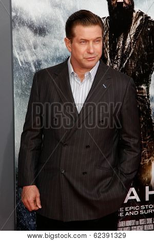 NEW YORK-MAR 26: Actor Stephen Baldwin attends the premiere of