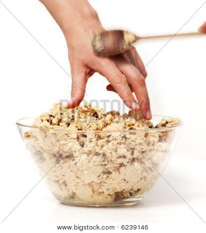 Sneak Cookie Dough