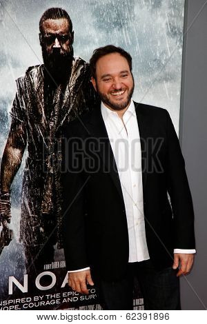 NEW YORK-MAR 26: Actor Gregg Bello attends the premiere of