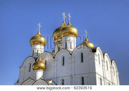 Assumption Cathedral. Yaroslavl, Russia