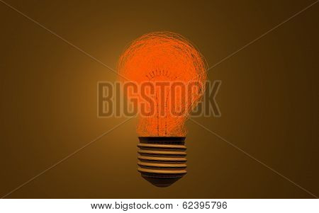 Stylized Lightbulb