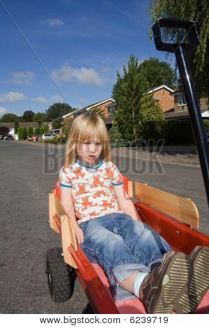 Child Wagon Cart Estate