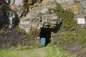 image of sark  - Window in the rock on sark  Channel Island