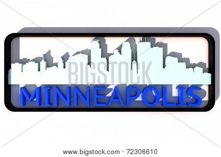 Minneapolis USA logo
